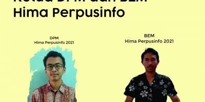 PEMILIHAN KETUA DPM DAN BEM HIMA PERPUSINFO 2021